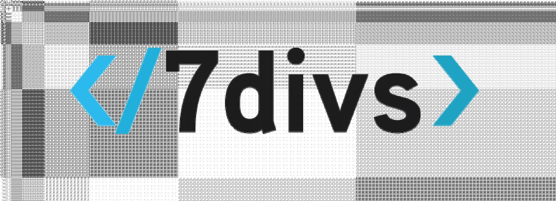 7divs logo